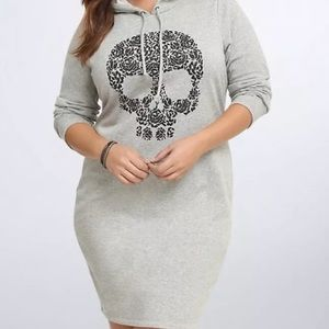 Super cute hoodie dress